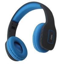 Headset vibe azul bluetooth oex hs305 -