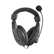 Headset vinik multimídia com controle de volume e microfone -