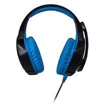 Headset Warrior Ph244 Straton Gamer Usb Led Azul - Multilaser