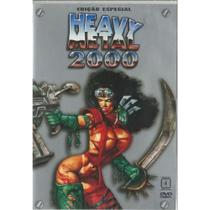 Heavy metal 2000 - t.s.o. (dvd) - Sony pictures home entertainme