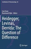 Heidegger, Levinas, Derrida - Springer Nature Customer Service Center  Llc -