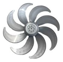*helice 8pas 50cm vt-51 prata - mondial - c0064-53 - vent 50cm vtx-50-8p -