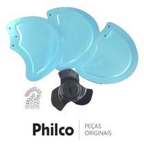 Hélice Circular de Alumínio 777585 Circulador de Ar Philco C50 TURBO -