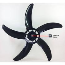 Hélice Compatível Circulador Cadence Vtr851 50cm Preta -