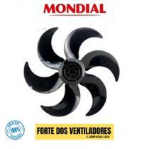 Hélice De Ventilador Mondial 6 Pás 30cm Preta -