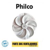 Hélice Do Ventilador Philco 30cm 6 Pás Cinza Original  C/2 -