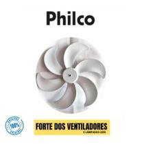 Hélice Do Ventilador Philco  30cm 6 Pás Cinza Original -