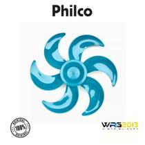 Hélice Do Ventilador Philco Pvt400 40cm 6pás Azul Original - Hélice Philco Pvt400