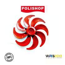 Hélice Do Ventilador Polishop 40cm 8 Pás Red Line Original - Mondial / Polishop