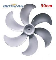 Hélice original britania 30cm 6 pás funda cinza - Britânia -