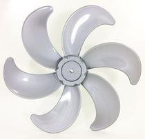 Helice P/ Ventilador Philco / Britania 30cm 6 Pás Lisa Prata - Csv