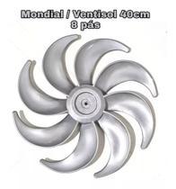 Hélice Para Ventilador Mondial 8 Pás 40Cm -