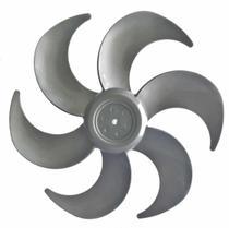 Hélice para Ventilador Mondial  NV32 / NV15 / V37 / V24 / NV30 / NV31 / V36 30cm Cinza - Mondial / Ventar / Ultra