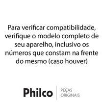 Hélice, Turbina do Ventilador da Unidade Evaporadora para Ar Condicionado Philco PH12000FM3, PH12000QFM3, PH9000FM3, PH9000QFM3 -