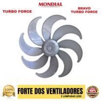 Hélice Vent Mondial Bravo Turbo Force 40cm 8pás Nvt Original -