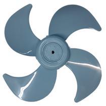 Helice Ventilador 4Pas 30Cm Azul Mondial Original -