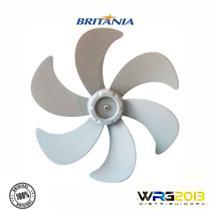 Hélice Ventilador Britânia 40 Cm 6 Pás Cinza Original - Britânia  Cinza
