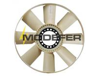 Hélice Ventilador Iveco Tector 220CV ano 2012 em diante c/ anel - Modefer