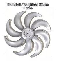 Hélice Ventilador Mondial 8 Pás 40cm Maxi Power -