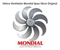 Helice Ventilador Mondial 8pás 50cm Original -