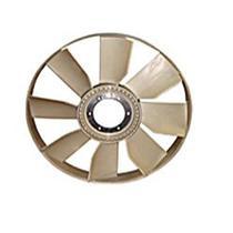 Hélice Ventilador Plástica 08 Pás Com Anel Sem Visco Mercedes Benz 9062000823 9062000823 Mercede - Scania