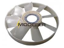 Hélice Ventilador  VW17300/ 8 Pás  Ano 2000 em diante Com Anel - Modefer