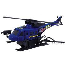 Helicóptero City Force Super Fricção 0093 - Cardoso Brinquedo -
