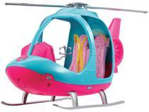 Helicóptero de Brinquedo Barbie Travel - Explorar e Descobrir Mattel