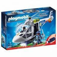 Helicoptero de Policia Playmobil  6921 -