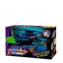 Helicóptero Friccao City Force Cardoso - Cardoso Toys