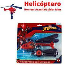 Helicóptero Lançador Homem-Aranha/Spider-Man - Etitoys