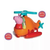 Helicóptero - peppa pig elka - 1100 -