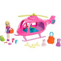 Helicóptero Polly Pocket - Mattel CJL60