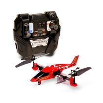 Helicóptero Silverlit Heli Twister Rádio Controle Vermelho - DTC -