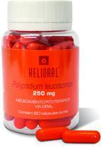 Helioral 250mg Melora 60 cápsulas -