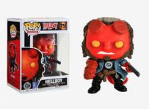 Hellboy 750 - Hellboy - Funko Pop -