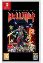 Hellmut - The Badass From Hell - Nintendo Switch -