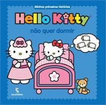 Hello kitty nao quer dormir - Salamandra -