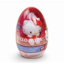 Hello Kitty Ovo Big Toy Vermelho - DTC -