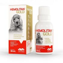 Hemolitan Gold 30 ml - Vetnil -