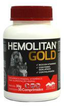 Hemolitan Gold 30g (30 Comp.) - Vetnil -