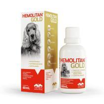 Hemolitan Gold Gotas Vetnil - 60ml -