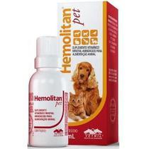 Hemolitan Pet - 60 ml - Vetnil