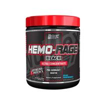 Hemorrage Black 171G Nutrex - Pre-Treino -