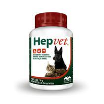 Hepvet Vetnil 30 Comprimidos -