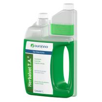 Herbalvet Desinfetante Bactericida Ourofino T.A. - 1 Litro -