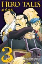 Hero Tales - Nº03 - Jbc -