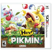 Hey! Pikmin - 3Ds - Nintendo