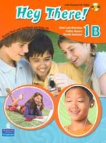 Hey There! 1B Students Book/Work Book Pack (+ Audio CD, CD-ROM, Reader) - Longman