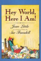 Hey world, here i am! - Harpercollins Usa